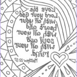 Bible Verse Coloring Pages Free Beautiful Images 257 Best Bible Coloring Pages Images On Pinterest