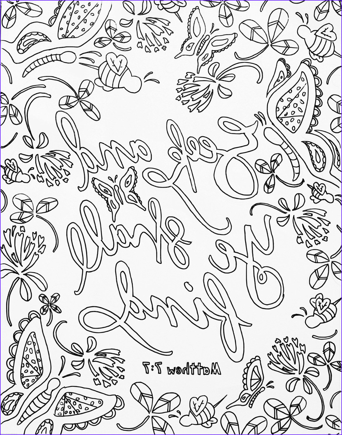 Bible Verse Coloring Pages Free Cool Image Free Scripture Coloring Pages Download