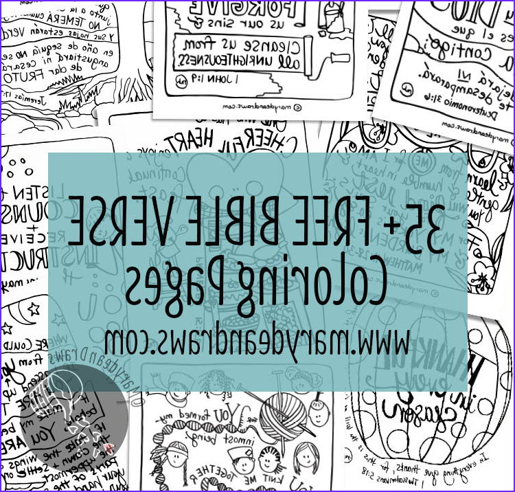 Bible Verse Coloring Pages Free Inspirational Gallery Free Bible Verse Coloring Pages 35 Pages