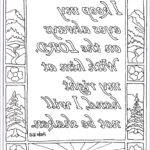 Bible Verse Coloring Pages Free Unique Photography Coloring Pages For Kids By Mr Adron Psalm 16 8 Printable