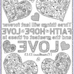 Bible Verse Coloring Pages Free Unique Stock Three Coloring Pages With Bible Verses From Corinthians