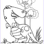 Big Coloring Pages Awesome Image Big Tyrannosaurus Coloring Pages Hellokids