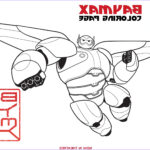 Big Coloring Pages New Photography Big Hero 6 Coloring Pages And Activity Sheets