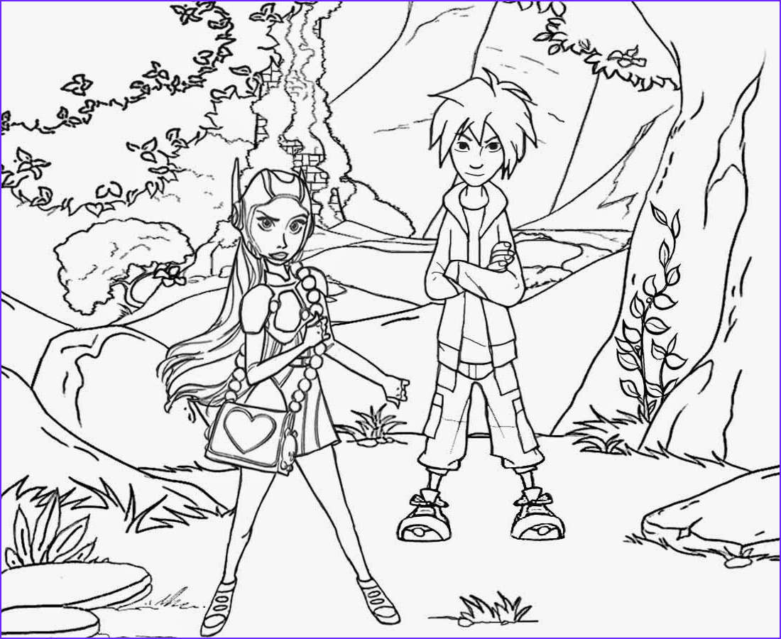 Big Coloring Pages Unique Image Free Coloring Pages Printable to Color Kids