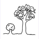 Big Coloring Pages Unique Images Free Printable Tree Coloring Pages For Kids