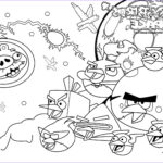 Bird Coloring Book Best Of Stock Angry Birds Space Best Coloring Pages