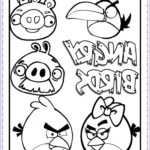 Bird Coloring Book Elegant Photography Angry Birds Kids Coloring Pages Free Printable Kids