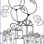 Birthday Balloons Coloring Pages Awesome Photography Birthday Coloring Page Downloads And Sketches