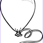 Birthday Balloons Coloring Pages Beautiful Gallery Big Birthday Balloon Coloring Pages For Kids