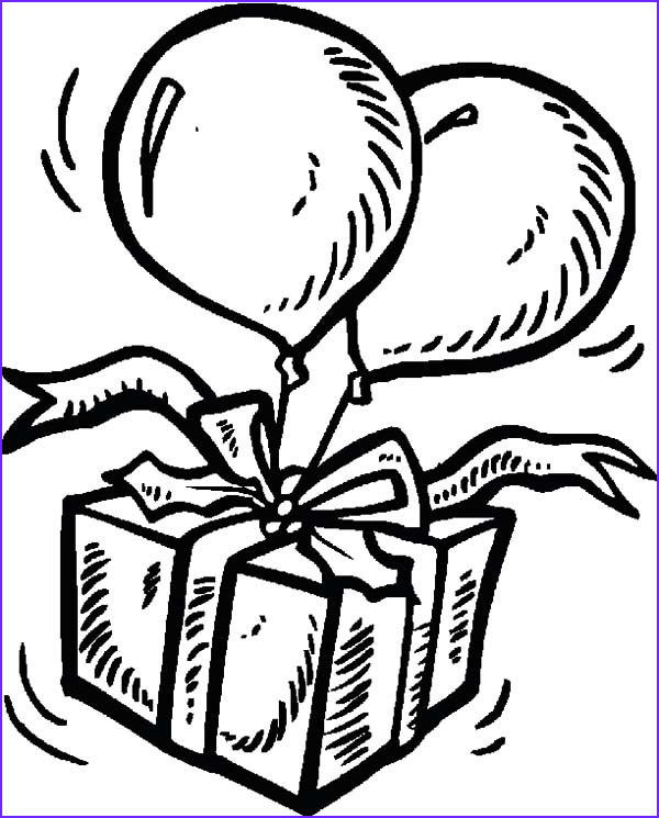Birthday Balloons Coloring Pages Beautiful Images Find the Best Coloring Pages Resources Here Part 62