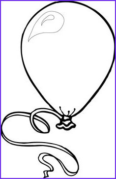 Birthday Balloons Coloring Pages Elegant Stock Detailed Owl Coloring Pages
