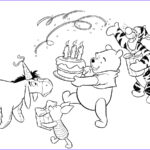 Birthday Coloring Page Beautiful Stock Happy Birthday Coloring Pages