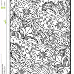 Black And White Coloring Pages For Adults Elegant Images Black And White Background For Coloring Book Stock Vector