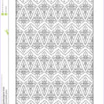 Black And White Coloring Pages For Adults Inspirational Stock Coloring Page For Adults Black And White Ornamental