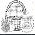 Black And White Coloring Pages For Adults Unique Photography Autumn Vector Coloring Page Adults Black Stock Vector