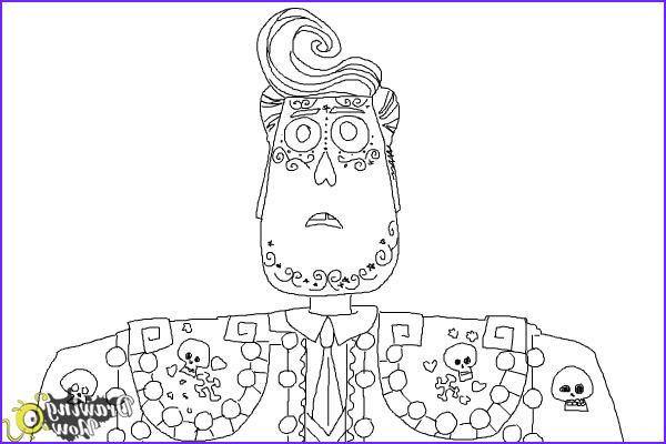 how to draw manolo from the book of life