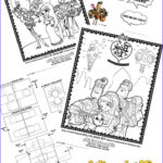 Book Of Life Coloring Pages Unique Photos Book Of Life Printables And Twitter Viewing Party