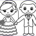 Bride And Groom Coloring Pages Beautiful Photography Bride And Groom Coloring And Drawing Sheet