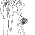 Bride And Groom Coloring Pages Cool Image Beccy S Place Bride And Groom
