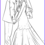 Bride And Groom Coloring Pages New Stock Free Printable Wedding Coloring Pages For Kids