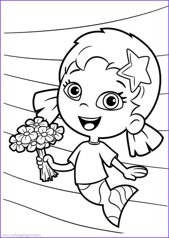 Bubble Guppy Coloring Pages Luxury Photos Bubble Guppies Coloring Pages 10 Craft Ideas