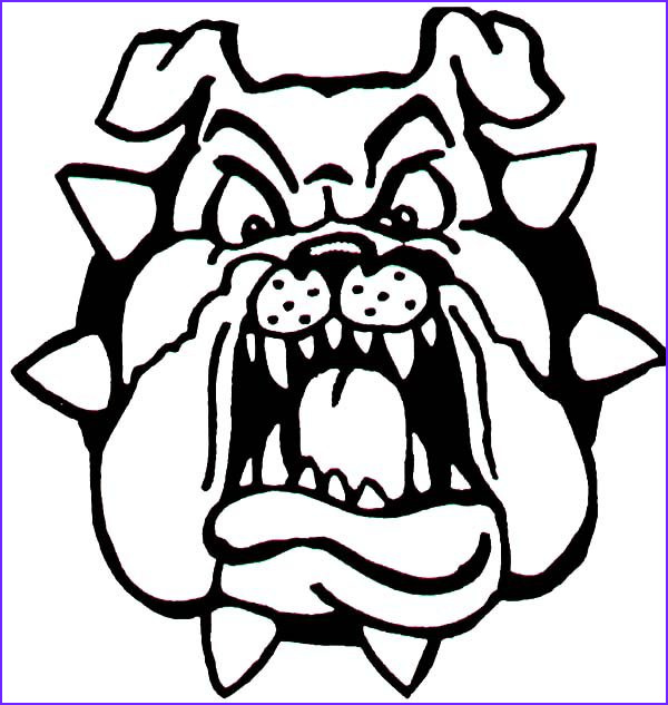 Bull Dog Coloring Pages Best Of Photography Hideous Bulldog Coloring Pages
