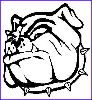 Bull Dog Coloring Pages Inspirational Photos Nederland High School Bulldog