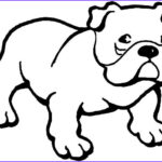Bulldog Coloring Page Awesome Stock Little Bulldog Coloring Pages