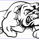 Bulldog Coloring Page Beautiful Image Printable Dog Coloring Pages For Kids