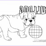 Bulldog Coloring Page Unique Gallery French Bulldog Line Drawing At Getdrawings