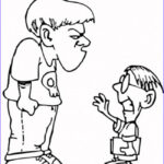 Bullying Coloring Pages Awesome Collection Bullying Coloring Page Free Printable Coloring Pages