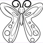 Butterfly Coloring Beautiful Photos Free Printable Butterfly Coloring Pages For Kids