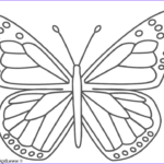 Butterfly Coloring New Photos Monarch Butterfly Coloring Page Insects