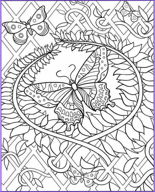 Butterfly Coloring Pages For Adults Elegant Gallery Inkspired Musings Butterfly S Flight