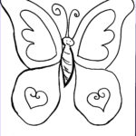 Butterfly Coloring Sheet Awesome Collection Free Printable Butterfly Coloring Pages For Kids