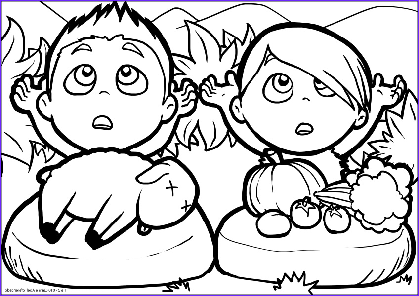 Cain and Abel Coloring Pages Beautiful Photos January 18 2015 Text Genesis 4 theme Cain and Able