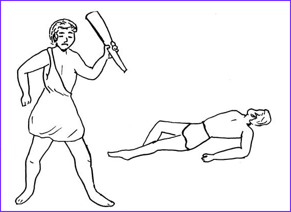 Cain and Abel Coloring Pages New Images Cain and Abel Printable Coloring Pages