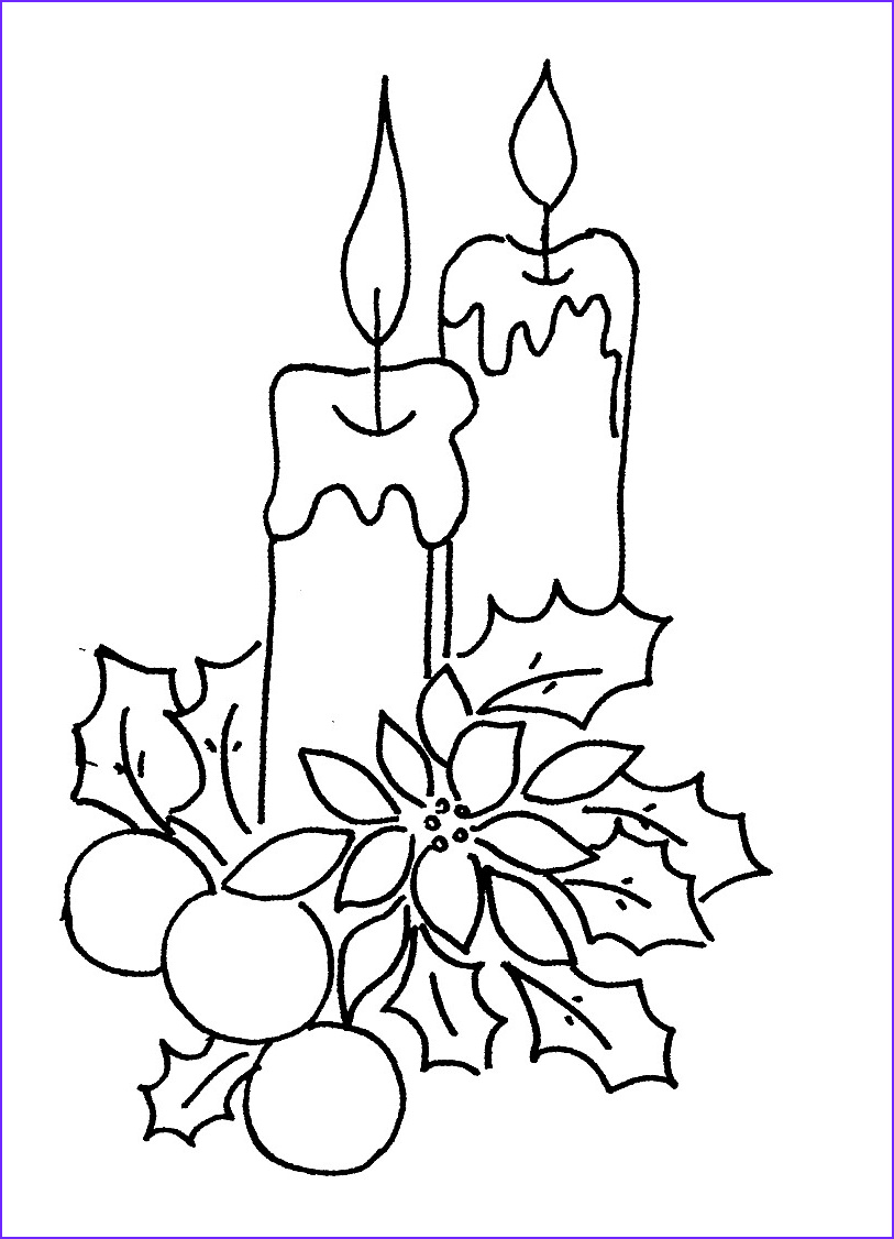 Candle Coloring Page Inspirational Photos Coloring Pages Candle