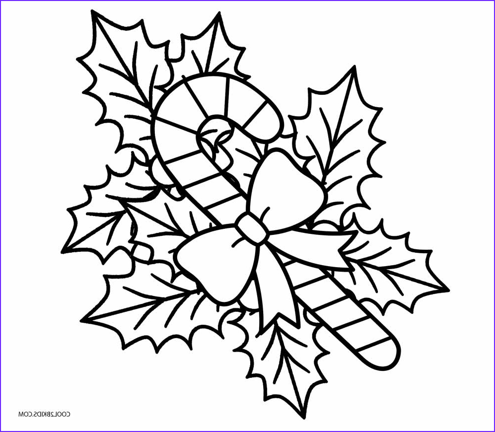 Candy Coloring Best Of Photos Free Printable Candy Cane Coloring Pages for Kids