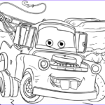 Cars Coloring Book Unique Photos Tow Mater From Cars 3 Coloring Page