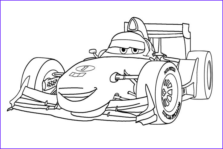 Cars the Movie Coloring Pages Awesome Photos Disney Pixar Cars Characters Coloring Pages