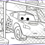 Cars The Movie Coloring Pages Luxury Collection Coloring In Cars Coloring Pages From The 2 Disney Movies