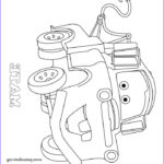 Cars The Movie Coloring Pages Luxury Photos 1000 Images About Car S Movie Crafts On Pinterest