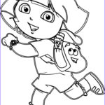 Cartoon Coloring Best Of Collection Dora Cartoon Coloring Pages Wecoloringpage