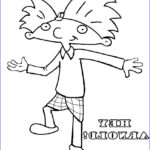 Cartoon Coloring New Stock Printable Nickelodeon Coloring Pages For Kids