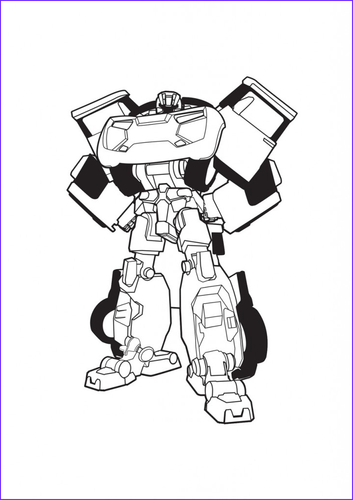 tobot coloring pages 0