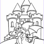 Castle Coloring Sheet Inspirational Stock Printable Castle Coloring Pages For Kids