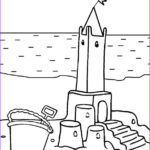 Castle Coloring Sheet New Photos Printable Castle Coloring Pages For Kids