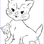 Cat Coloring Books Beautiful Photos Realistic Coloring Pages Cats