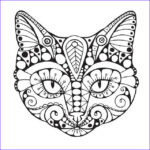 Cat Coloring Books Luxury Photos Cat Coloring Pages For Adults